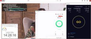 Windows10 PureVPN IKEv2协议 UK - London 服务器 中国VPN 翻墙 科学上网 Barry测试 10BEASTS - 20210707