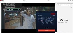 Windows10 StrongVPN IKEv2 Chikago - USA 中国VPN 翻墙 科学上网 youtube测速-20200517