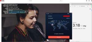 Windows10 StrongsVPN Los Angeles - USA 中国VPN 翻墙 科学上网 测速-20200528