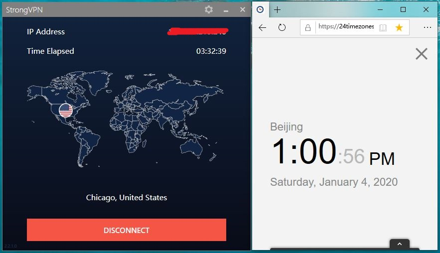 StrongVPN Windows 中国VPN翻墙