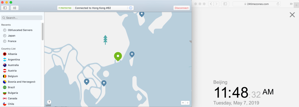 macbook nordVPN hongkong 88节点 2019-05-07 上午11.48.33