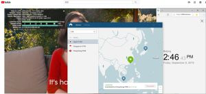windows nordvpn hongkopng #146 服务器 中国vpn翻墙 科学上网 YouTube速度测试-20190906-2
