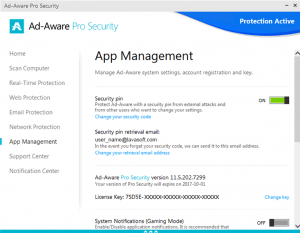 Ad-Aware Pro Security Keygen