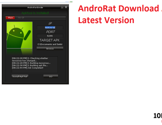 AndroRat Download Apk + Full Latest Version