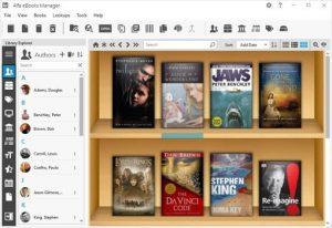 Alfa eBooks Manager Pro Key