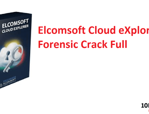Elcomsoft Cloud eXplorer Forensic Crack Full