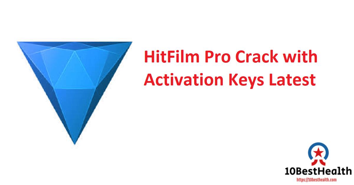 HitFilm Pro Crack with Activation Keys Latest