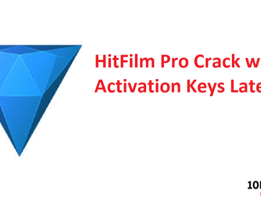 HitFilm Pro Crack with Activation Keys Latest