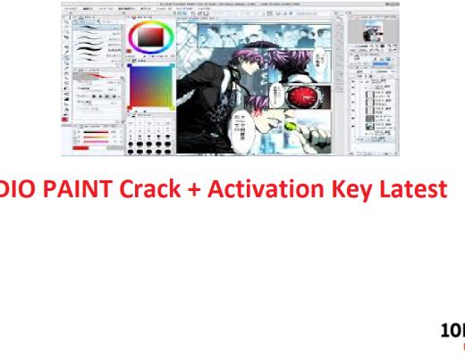 CLIP STUDIO PAINT Crack + Activation Key Latest