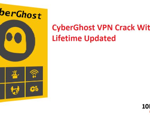 CyberGhost VPN Crack With Keygen Lifetime Updated
