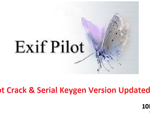 Exif Pilot Crack & Serial Keygen Version Updated