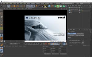 Maxon CINEMA 4D Studio Download