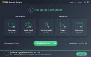 AVG Internet Security 2021 Torrent