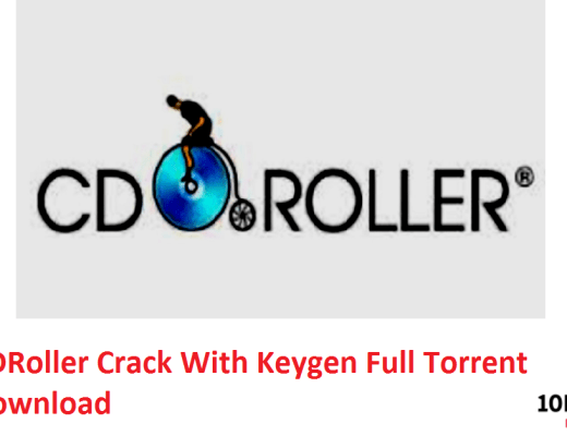 CDRoller Crack With Keygen Full Torrent Download