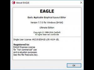 CadSoft Eagle Pro Keygen