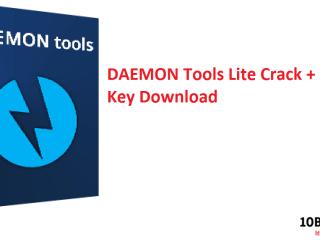 DAEMON Tools Lite Crack + Serial Key Download