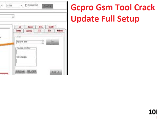 Gcpro Gsm Tool Crack + Patch Update Full Setup