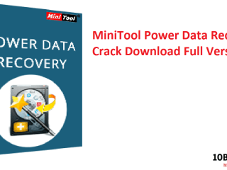 MiniTool Power Data Recovery Crack Download Full Version