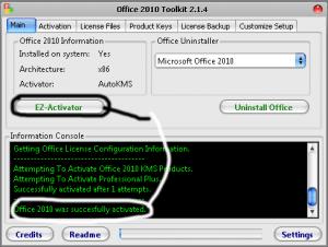 Office 2010 Toolkit Keys