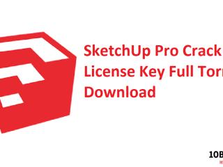 SketchUp Pro Crack + License Key Full Torrent Download
