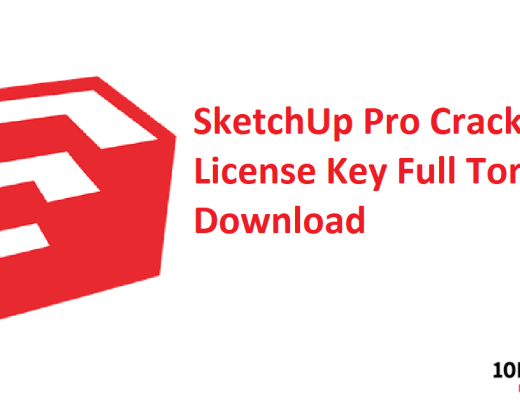 SketchUp Pro Crack + License Key Full Torrent Download