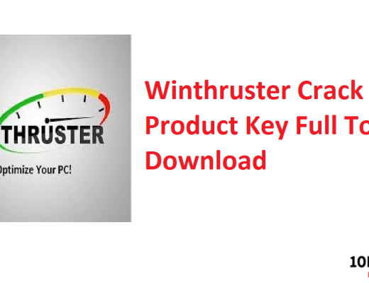 Winthruster Crack + Product Key Full Torrent Download