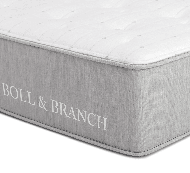 Boll and Branch Mattress Review 1