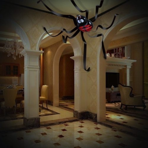 Unomor, Giant Spider Ceiling Hanging Decorations
