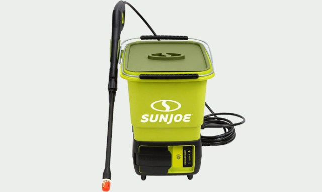 Sun Joe SPX6000C-XR iON Cordless Pressure Washer