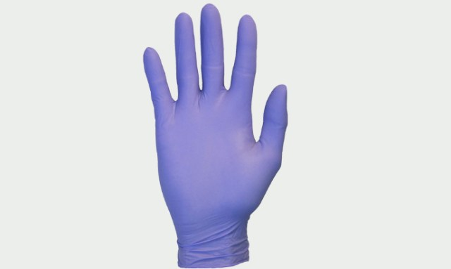 The Safety Zone Nitrile Exam Gloves