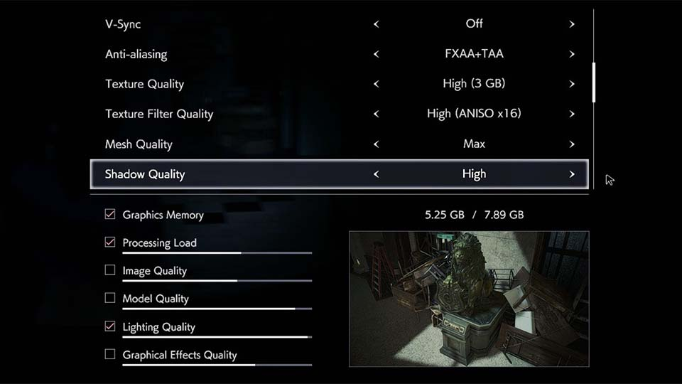 Lower The Game Settings - ways to cool down a laptop without a cooling pad