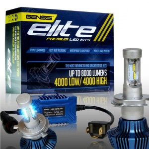GENSSI Elite LED Headlight Bulbs Kit