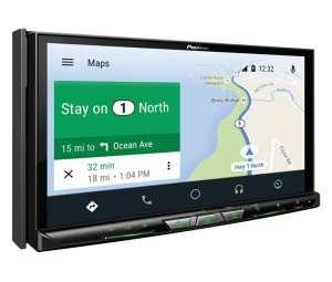 Pioneer AVIC-W8400NEX navigation review