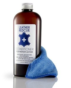 Leather Rescue Leather Conditioner and Restorer review