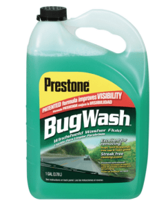 Prestone AS257 Bug Wash Windshield Washer Fluid review