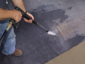Armor All Garage Floor Mat clean