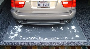 Auto Care Products Heavy Duty Garage Mat review