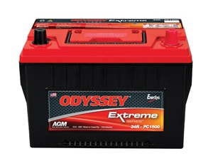 Odyssey Batteries 34R-PC1500T review