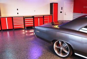 How to Clean Garage Floor Tutorial