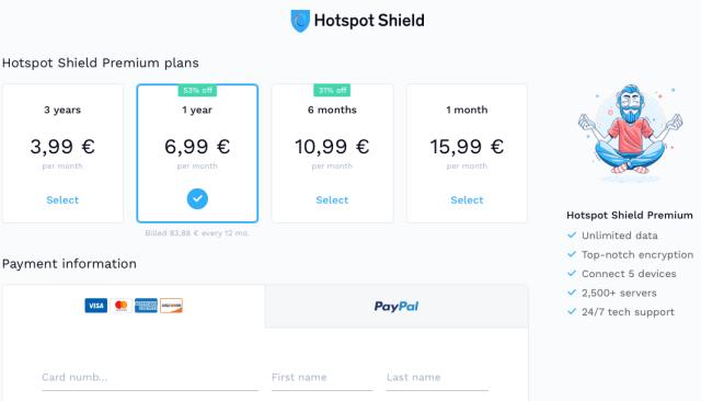 Hotspot Shield Elite Free Download