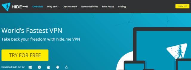 Hide.me VPN 3.4.0 Crack
