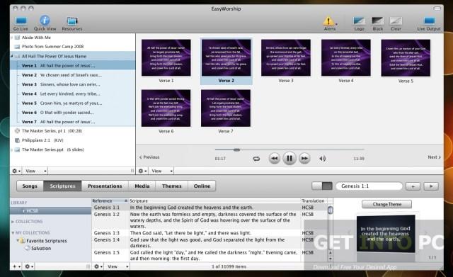 Easyworship Crack For Mac