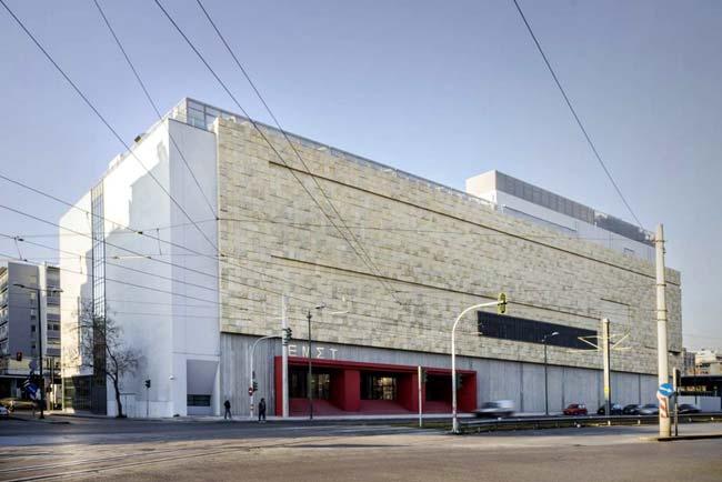 Άνοιξε το Εθνικό Μουσείο Σύγχρονης Τέχνης