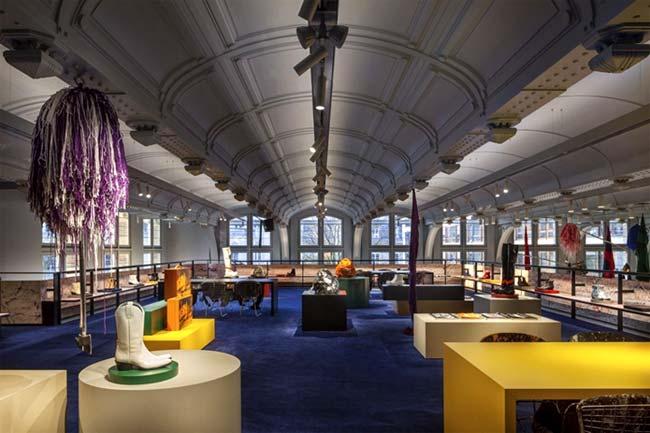 Το κατάστημα του Calvin Klein στο Παρίσι