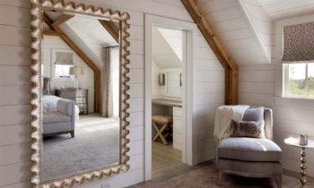 Διακόσμηση υπνοδωματίου με καθρέφτη. Σχέδια που αντανακλούν την προσωπικότητα
