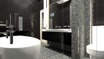 Κρυφός και περιμετρικός φωτισμός μπάνιου