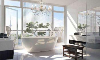 Ένα μπάνιο, αποκάλυψη