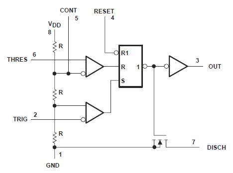 Генератор синусоидального сигнала схема на 555. Простой и