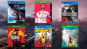 Saturn - 3 games for the PS4 or Xbox One purchase, you only pay for 2 [Anzeige]