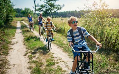 (Français) Le vélo, saine habitude de vie !